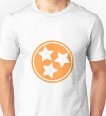 Orange Tristar Unisex T-Shirt