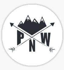 PNW Sticker