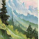 green mountain valley by oilersfan11