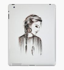 Hazel Grace iPad Case/Skin