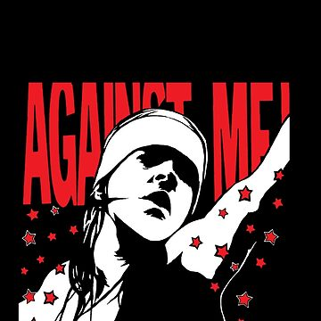 Against Me - Reinventing Axl Rose by Wyllydd