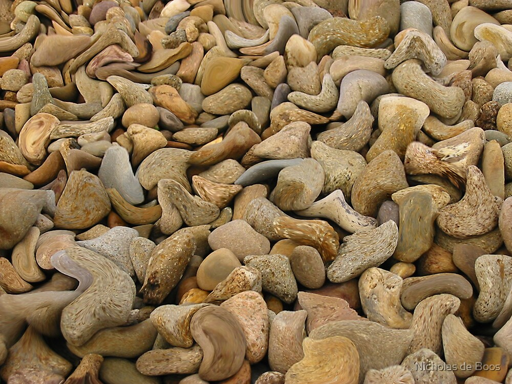 Pebbles by Nick de Boos