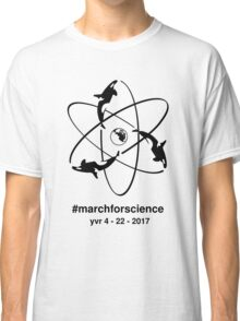YVR March For Science Classic T-Shirt