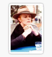 David Bowie R.I.P. Stickers Sticker