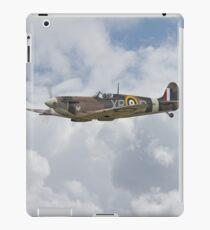 Spitfire - US Eagle Squadron (71 Squadron) iPad Case/Skin
