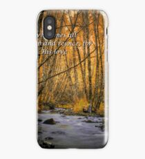 Be Lifted Up iPhone Case