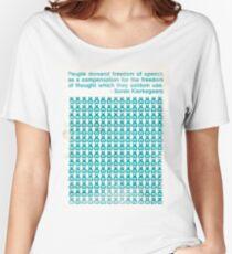 Kierkegaard Women's Relaxed Fit T-Shirt