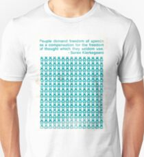 Kierkegaard Unisex T-Shirt