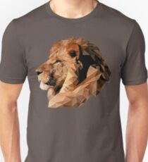 Fragmented Lion Unisex T-Shirt