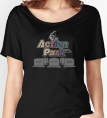 Action Park Women's Relaxed Fit T-Shirt