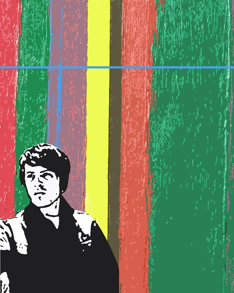 Pop Brit Boy by Alana Hodgins