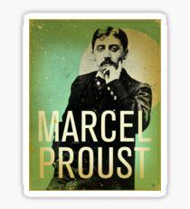 Proust Sticker