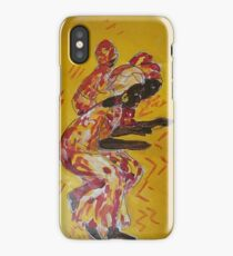 African Dance iPhone Case