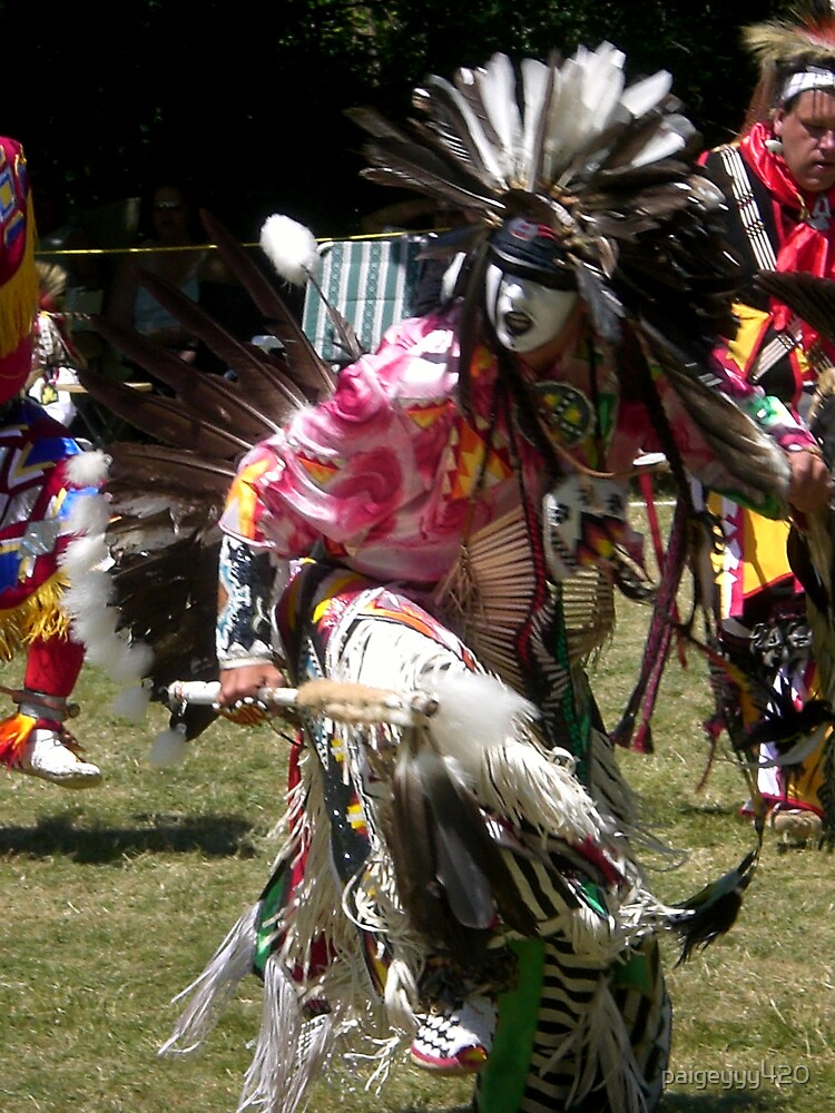 crazy native dancer by paigeyyy420