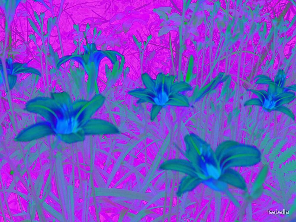 wierd_flowers by Isebella