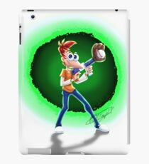 Teen Phineas -Across The Second Dimension Again! iPad Case/Skin