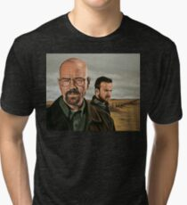 Breaking Bad painting Tri-blend T-Shirt