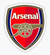 Arsenal Badge Large Sticker