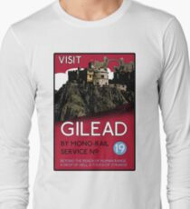 Visit Gilead (The Dark Tower) Long Sleeve T-Shirt