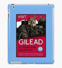 Visit Gilead (The Dark Tower) iPad Case/Skin