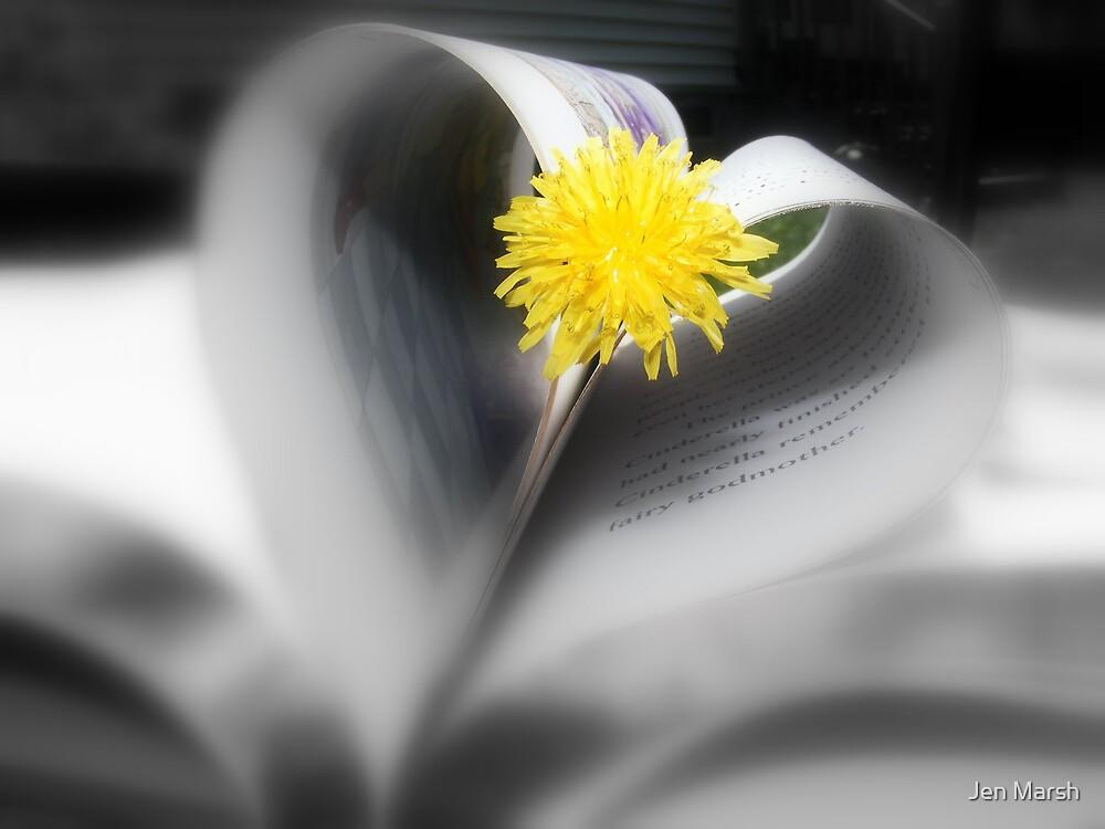 Literary Love by Jen Marsh