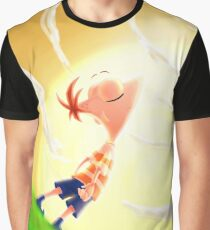 Phineas Flynn Graphic T-Shirt