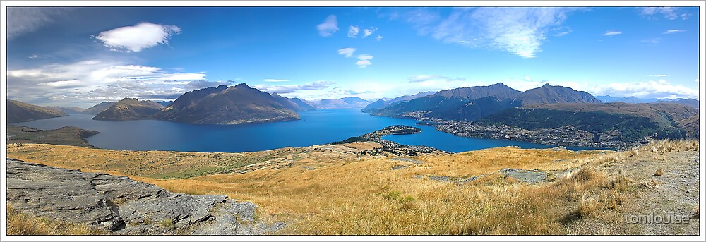 Queenstown NZ by tonilouise