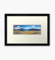 Queenstown NZ Framed Print