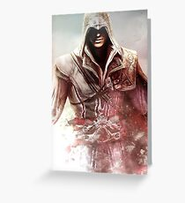 Assassins Creed phone case Greeting Card