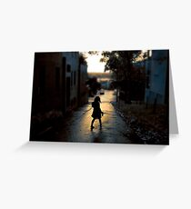summerstroll Greeting Card