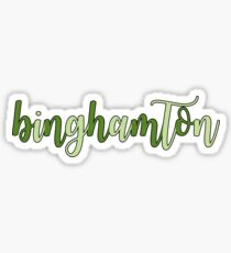 SUNY Binghamton Sticker