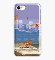 Cadillacs and Dinosaurs New York City iPhone Case/Skin