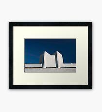 Citadel I Framed Print