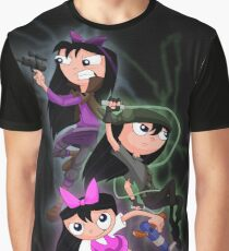 Trio of Isabellas! Graphic T-Shirt