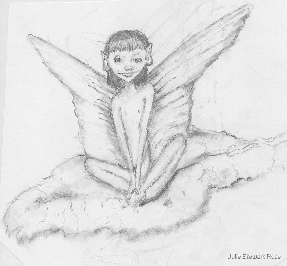 Fairy Illustration by Julie Stewart Rose