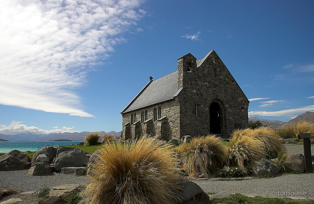 The Church of The Good Shepherd by tonilouise