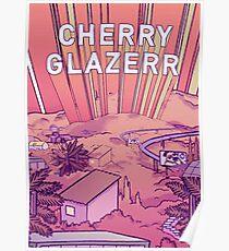 Cherry Glazer Poster