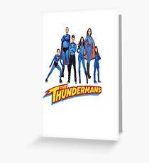 The Thundermans Greeting Card