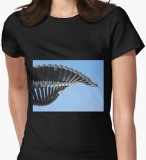 Twisted Spine Women's Fitted T-Shirt