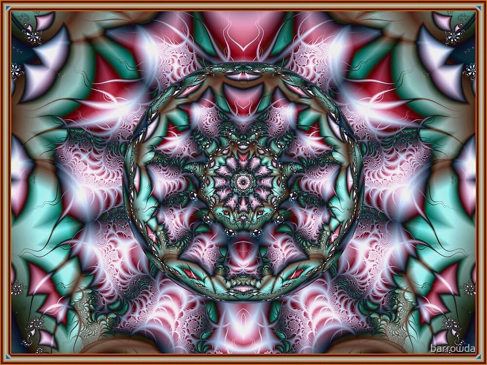 Peppermint Platters  (UF0805) by barrowda