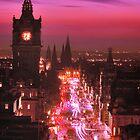 The Old Lady of Edinburgh by Chris Clark