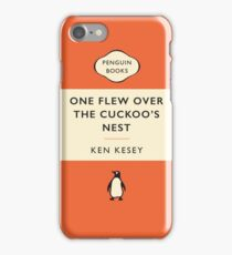 Penguin Classics One Flew Over the Cuckoo's Nest iPhone Case/Skin