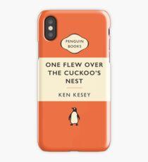 Penguin Classics One Flew Over the Cuckoo's Nest iPhone Case