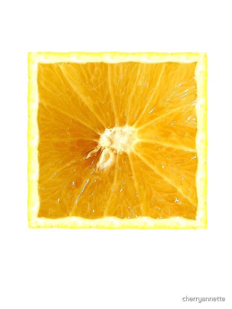 square grapefruit by cherryannette