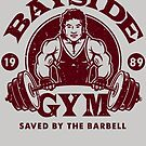 Saved by the Barbell by CoDdesigns