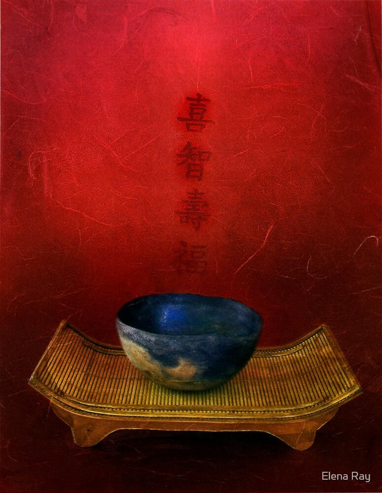 Character Bowl by Elena Ray