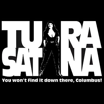 You won't find it down there, columbus! by PlanetTura