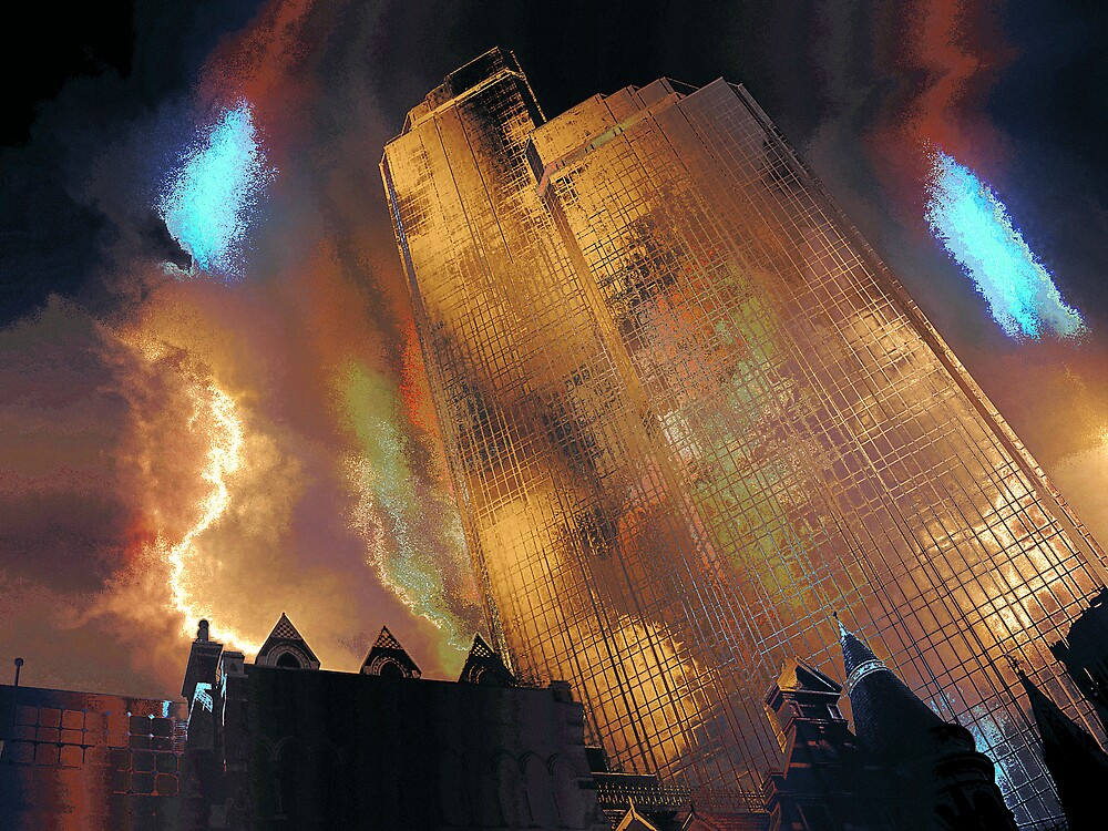 The Rialto Towers by Paul Louis Villani