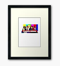 Ultimate Sidemen - GTA 5 Framed Print
