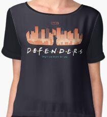 Defenders (Clap Clap Clap) Chiffon Top